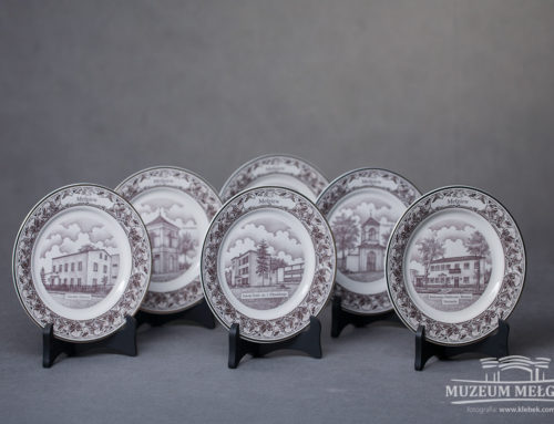 Kolekcja talerzy