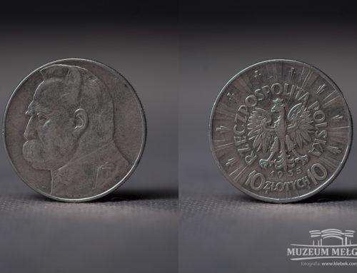 Moneta 10 zł z 1935 r.