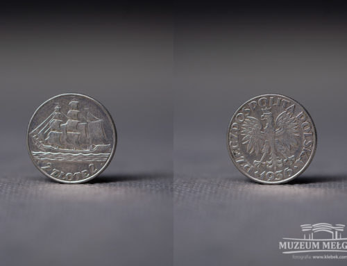Moneta 2 zł z 1936 r.