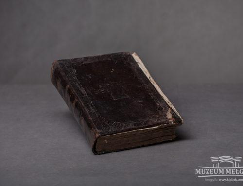 Mszał rzymski z 1687 r.